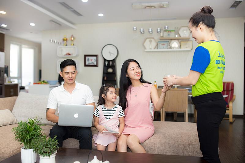 Nên hay không việc thuê giúp việc nhà theo giờ?