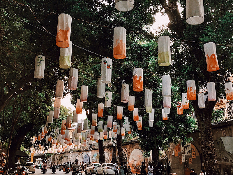 Tổng hợp các địa điểm chơi Trung Thu tại Hà Nội