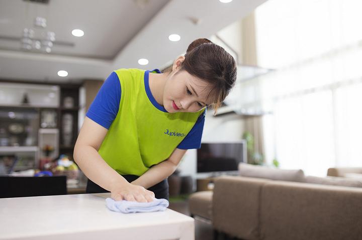 Tổng vệ sinh nhà cửa thường xuyên giúp không gian sống trong lành