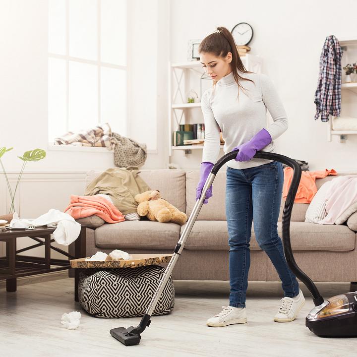 Bỏ đi những vật dụng cần thiết giúp quá trình dọn dẹp nhà cửa của bạn nhanh chóng, dễ dàng hơn
