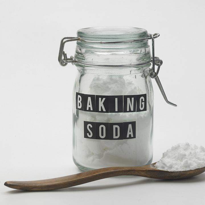 Làm sạch bồn rửa mặt với Baking Sofa