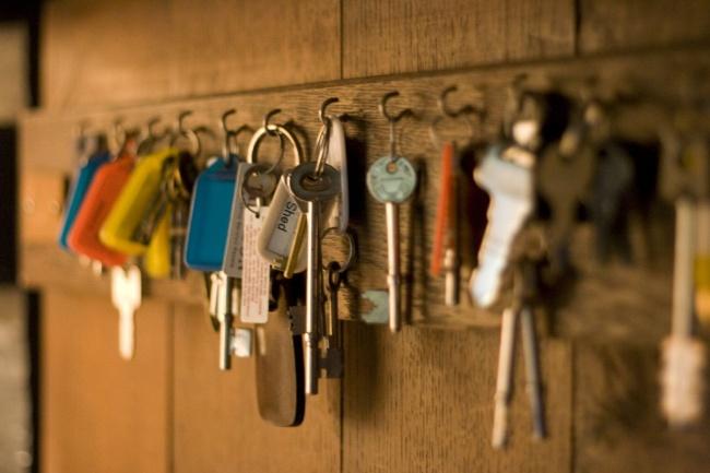 Nghe hơi khó tin nhưng nếu muốn nhà sạch thì cũng cần vệ sinh cả chìa khóa nữa!