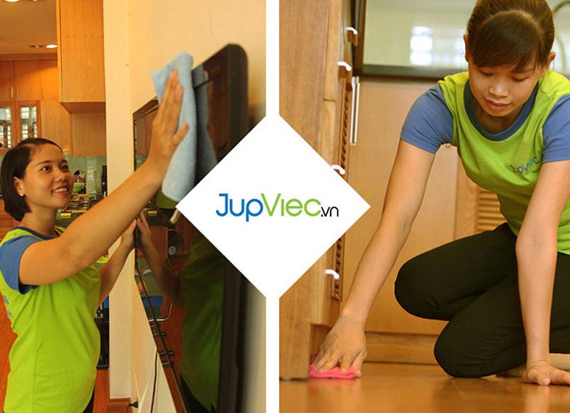JupViec tạo thu nhập ổn định cho người giúp việc gia đình