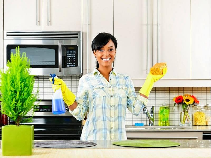 Người giúp việc nhà tốt sẽ được đánh giá qua nhiều kỹ năng.