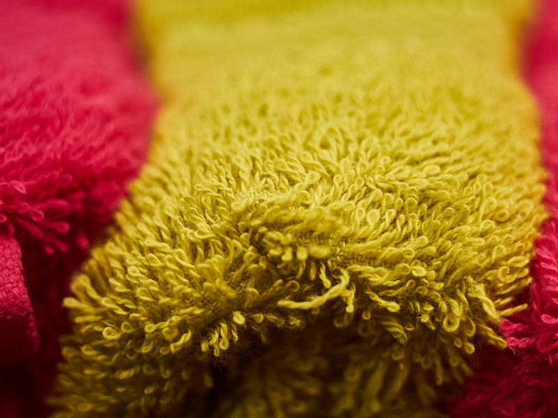Bạn có thể mua nhiều khăn mềm dự trữ vì chúng được sử dụng rất nhiều.