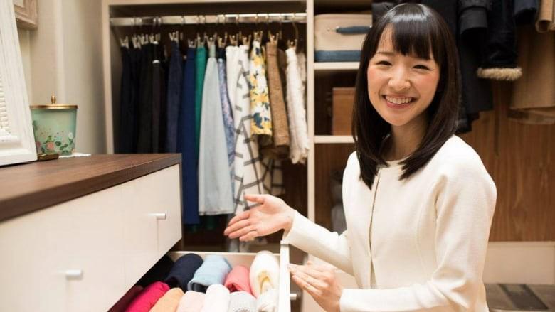 Việc tổng vệ sinh nhà của phụ nữ Nhật luôn được làm với sự hào hứng và khoa học.